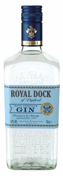 Hayman´s Royal Dock Gin 57% Gin 0,7l