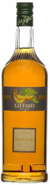 Giffard Sirup Banane 1 Liter