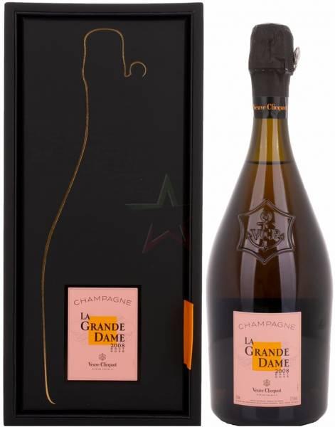 Veuve Clicquot La Grande Dame Rose 0,75 Liter