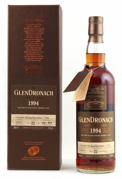 GlenDronach 1994 #3379 22 Jahre Batch 15 0,7l