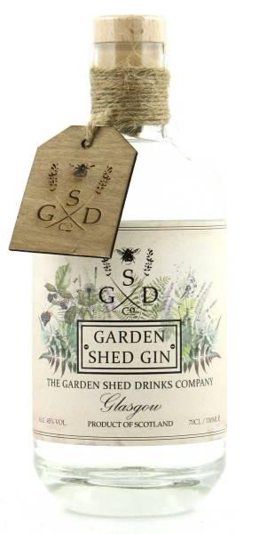 Garden Shed Gin Glasgow 0,7l