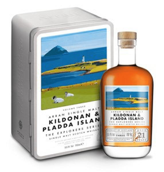 Arran Explorers Series Vol. 3 Kildonan & Pladda Island 0,7l