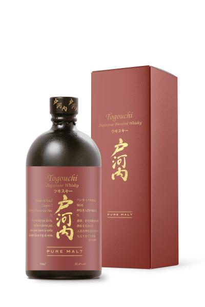 Togouchi Pure Malt 0,7 Liter