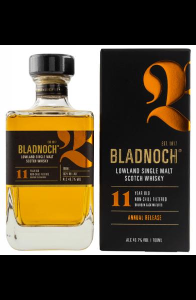 Bladnoch 11 Jahre Lowlands - 2020 Release 46,7% 0,7l