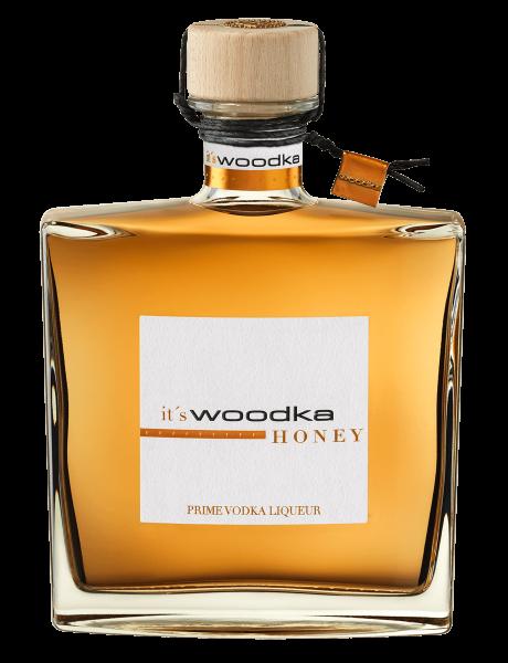 Scheibel it`s woodka Honey 0,7 Liter