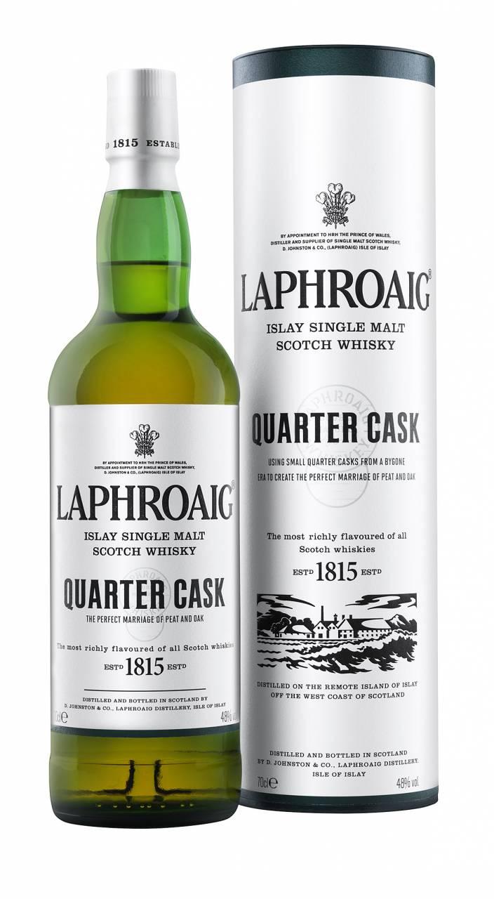 Laphroaig Quarter Cask 0,7 Liter