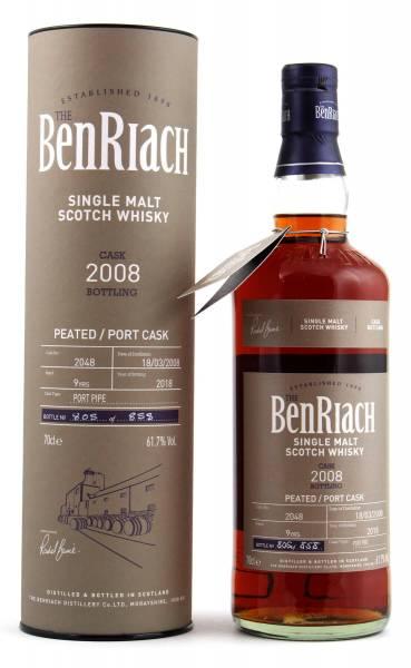 BenRiach 9 Jahre Cask #2048 Batch 15 0,7l