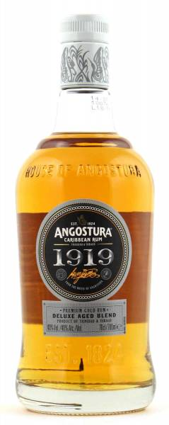 Angostura 1919 Deluxe Aged Blend Rum 0,7l