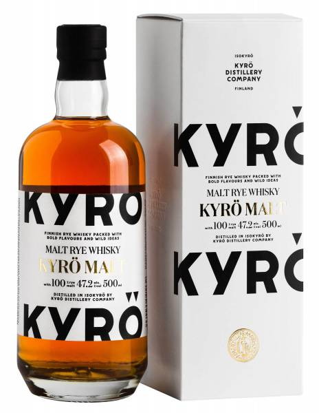 Kyrö Malt Whisky 0,5 Liter