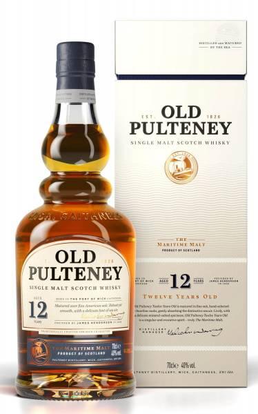 Old Pulteney 12 Jahre 0,7 Liter