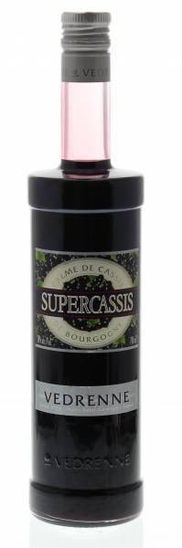 Supercassis Vedrenne Creme de Cassis 0,7 Liter