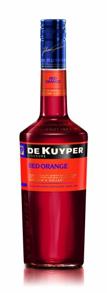 De Kuyper Red Orange 0,7 Liter
