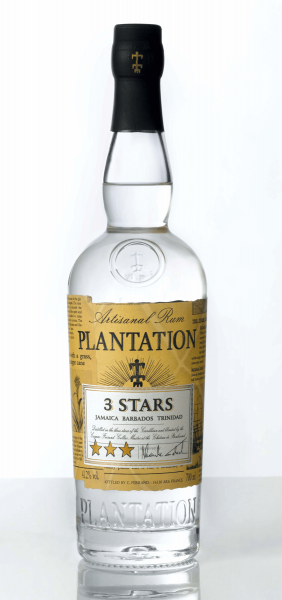 Plantation 3 Stars - White Rum 0,7 Liter