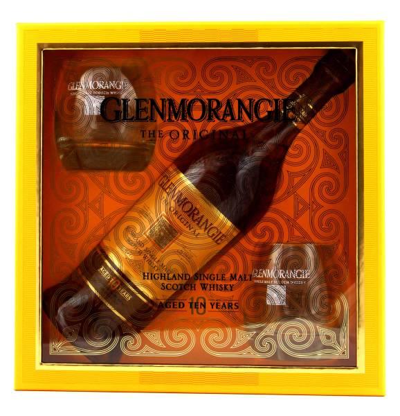 Glenmorangie Original Ten 0,7 Liter + 2 Tumbler