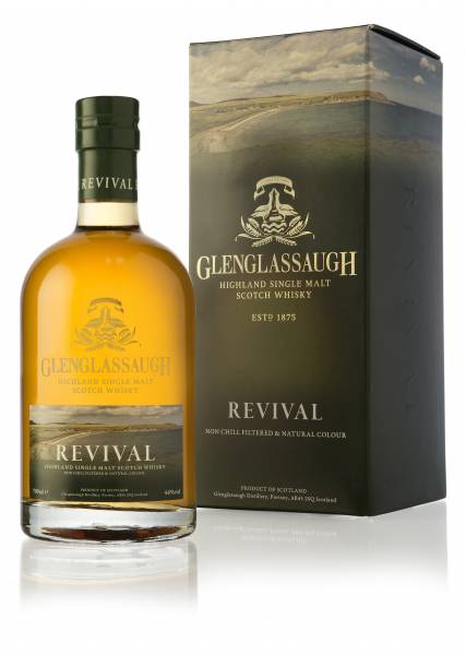 Glenglassaugh Revival 0,7 Liter