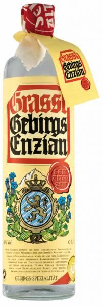 Grassl Gebirgsenzian 0,7 Liter