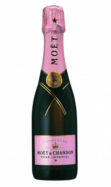 Moet & Chandon Rose Brut Imperial 0,375 Liter