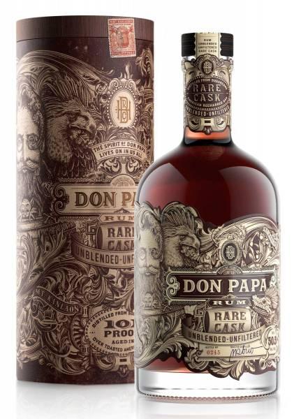 Don Papa Rare Cask Rum 50,5% 0,7l