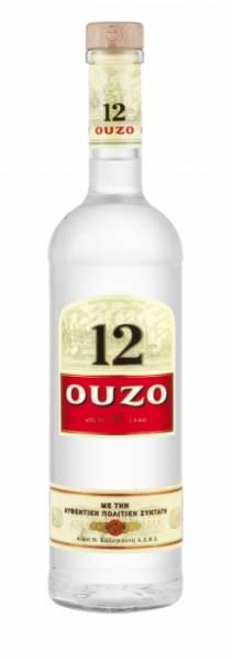 Ouzo 12 1 Liter