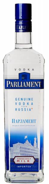 Parliament Vodka 0,7 Liter