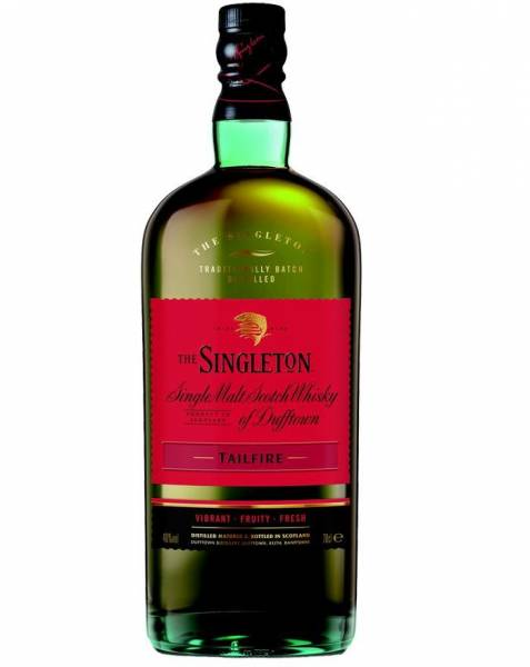 The Singleton of Dufftown Tailfire 0,7 Liter