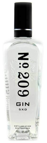 No. 209 Gin 0,7 Liter