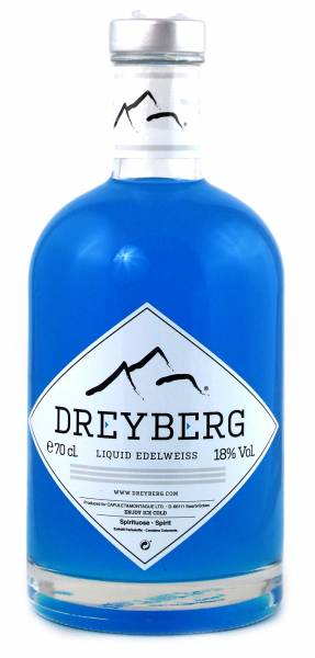 Dreyberg Liquid Edelweiss 0,7 Liter