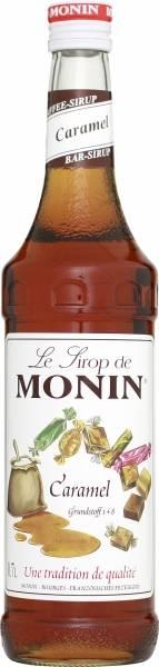 Monin Caramel Sirup 0,7 Liter