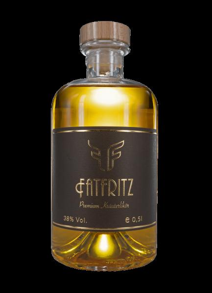 FatFritz Premium Kräuterlikör 0,5 Liter