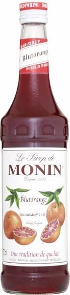 Monin Blutorange Sirup 0,7 Liter