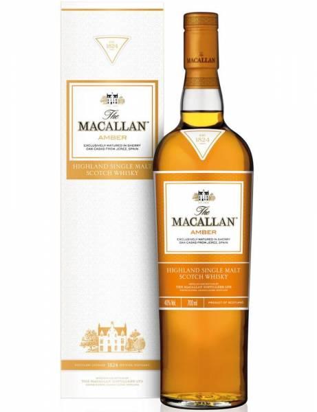 Macallan Amber 0,7 Liter