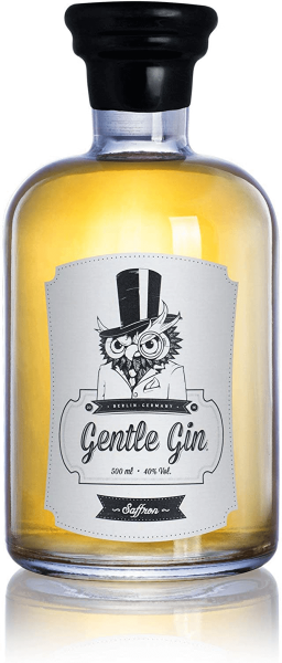 Gentle Gin - Saffron 0,5 Liter