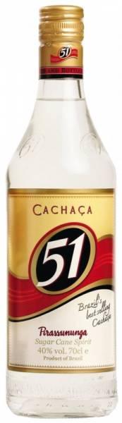 Cachaca 51 0,7 Liter