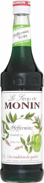 Monin Pfefferminz grün Sirup 0,7 Liter