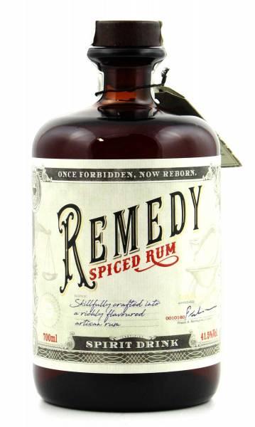 Remedy Spiced Spirituose auf Rum-Basis 0,7l