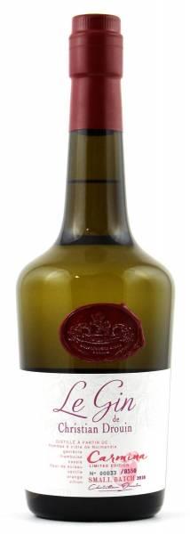 Le Gin de Christian Drouin Carmina Edition 0,7l