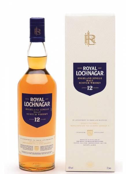 Royal Lochnagar 12 Jahre 0,7 Liter