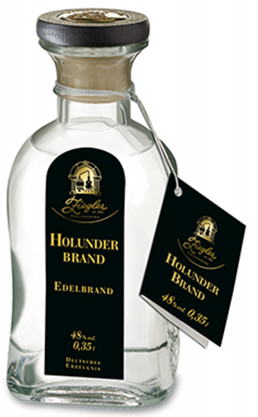 Ziegler Holunderbrand 0,35 Liter