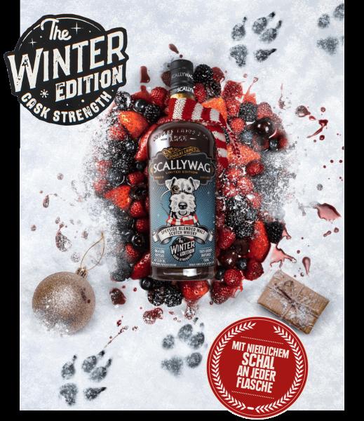 Scallywag Winter Edition - Speyside Blended Malt - Douglas Laing 0,7l