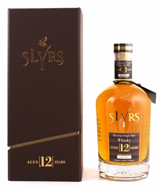 Slyrs 12 Jahre 2006/2018 Single Malt Whisky 0,7l