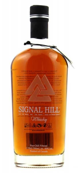 Signal Hill Canadian Whisky 0,7l