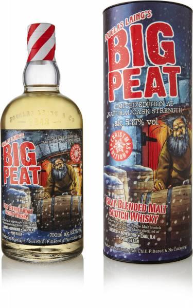 Big Peat Christmas Edition 2019 0,7l