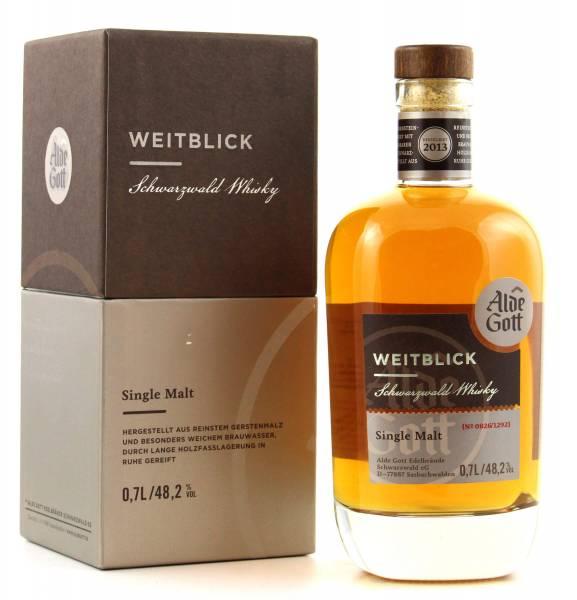 Alde Gott Single Malt Whisky 4 Jahre 0,7l