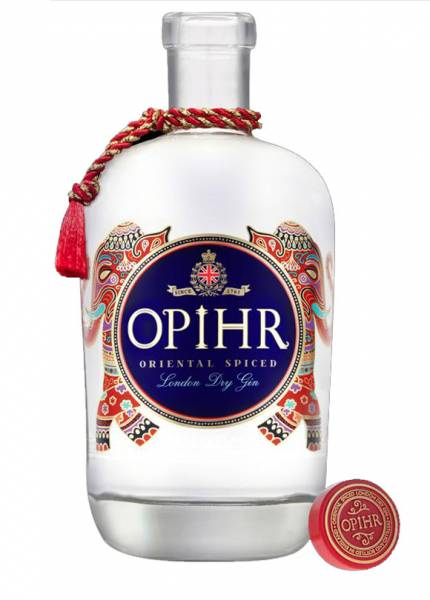 Opihr Oriental Spiced London Dry Gin 0,7 Liter