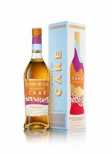 Glenmorangie - A Tale of Cake 0,7l