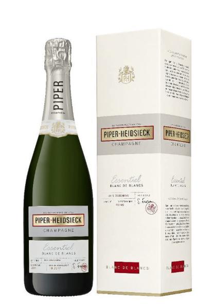 Piper-Heidsieck Champagne Extra Brut Blanc De Blancs Essentiel 0,75 Liter