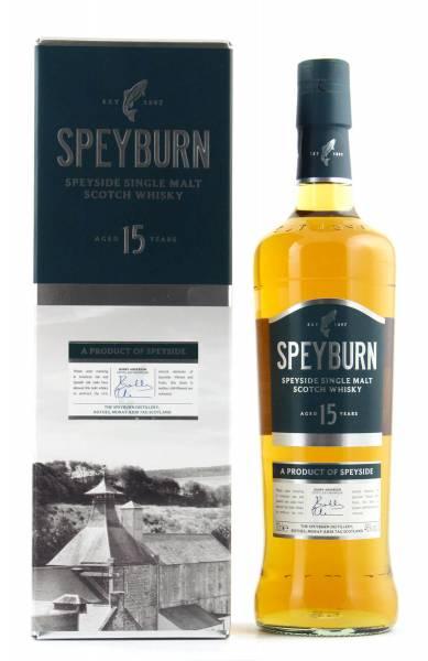 Speyburn 15 Jahre Single Malt Whisky 0,7l