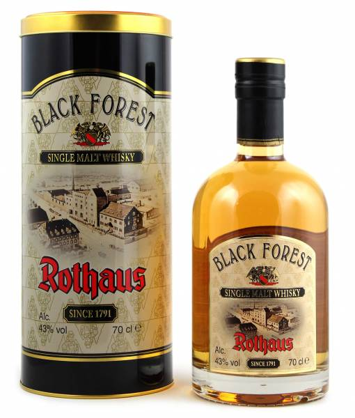 Rothaus Black Forest Whisky 2019 0,7l
