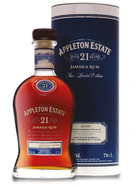 Appleton 21 Jahre 0,7 Liter