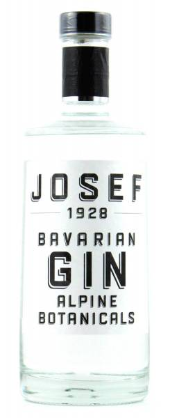 Josef Gin Alpine Botanicals Lantenhammer 0,5l